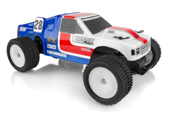 TEAM ASSOCIATED RC28T 1:28 RACE TRUCK