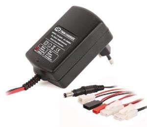 Chargeur batterie Nicd/ Nimh 4-8 cellules