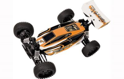 T2M Buggy électrique brushless rc PIRATE STINGER 1/10 4 roues motrices