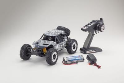 Kyosho AXXE 1:10 EP BUGGY (KT231P) - T4 GRIS