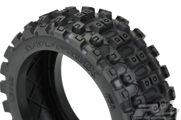 PRO-LINE BADLANDS MX M2 ALL TERRAIN BUGGY 1/8TH TYRE (2) PL9067-01