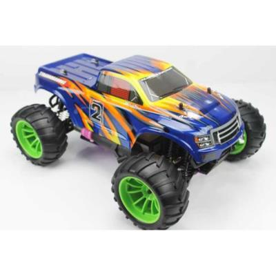 Monster truck rc thermique HSP 1/10 4 roues motrices RTR
