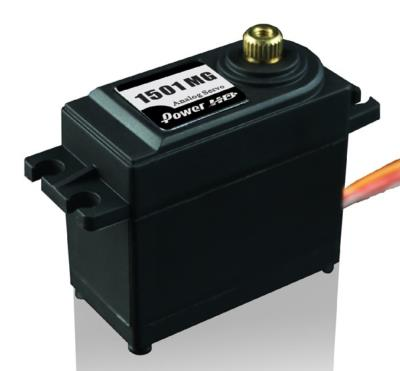 PACK 2 servos HD1501MG (17KG/0.14SEC) - POWER HD