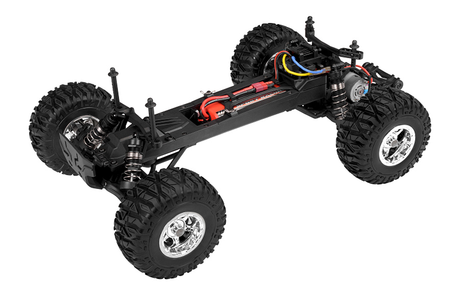 PACK CORALLY MOXOO SP 2WD TRUCK 1/10 BRUSHED RTR