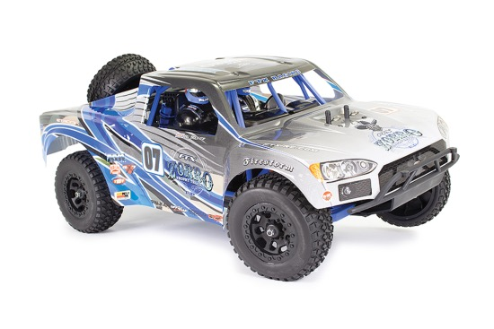 FTX ZORRO 1/10 TROPHY TRUCK EP BRUSHED 4WD RTR