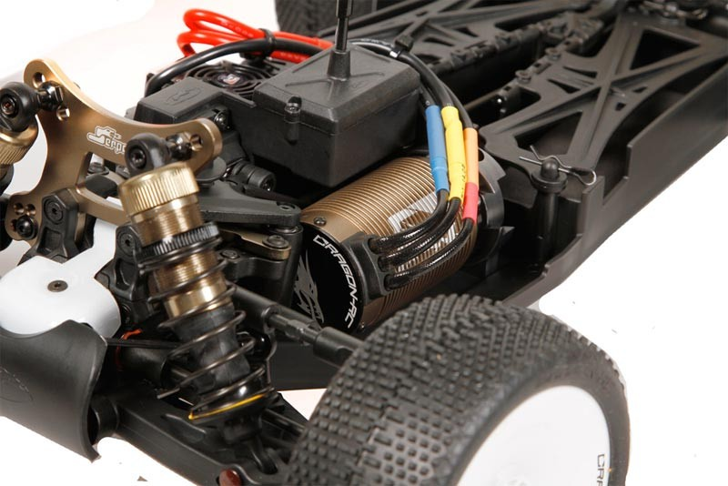 PACK SERPENT BUGGY BRUSHLESS 811 COBRA SPORT RTR 1/8 LIPO 4S + CHARGEUR