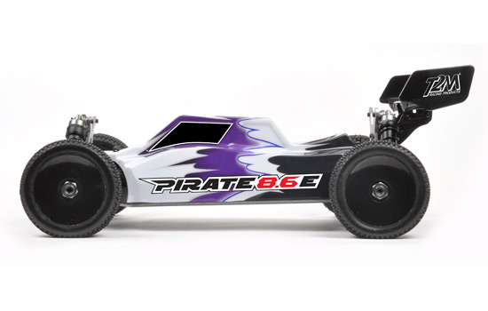 Pack T2M Buggy Pirate 8.6 E 4wd Brushless