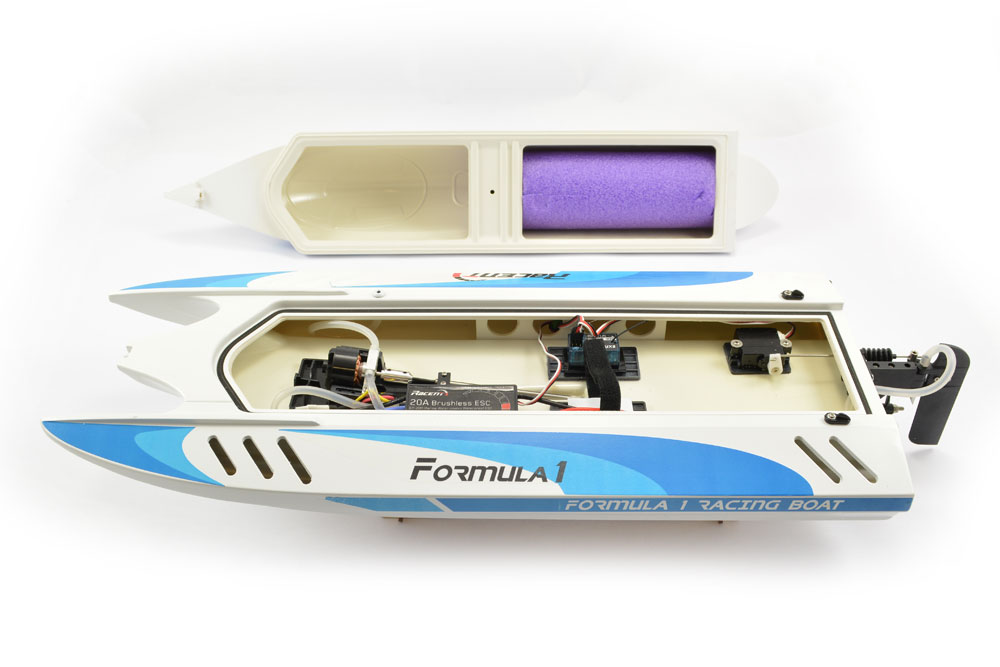Bateau rc brushless VOLANTEX CLAYMORE 50 cm