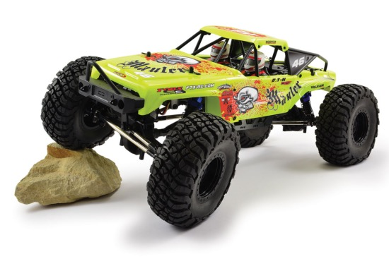 FTX MAULER crawler 4 roues motrices RTR