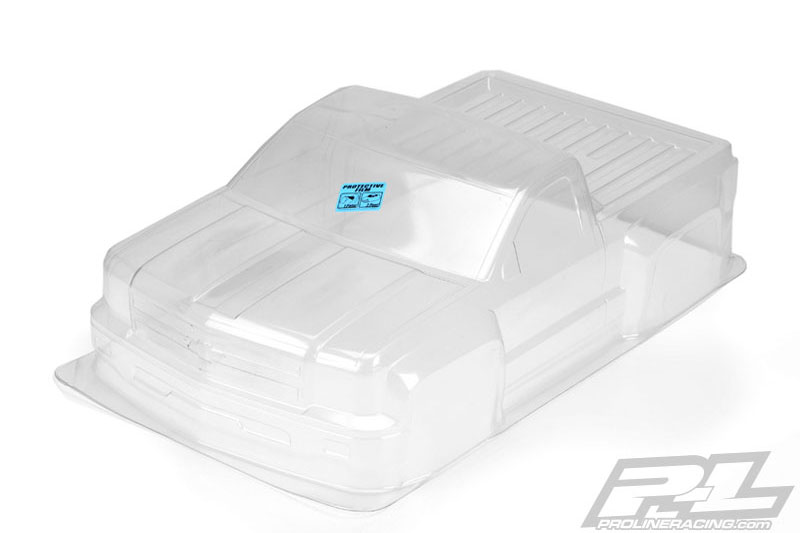 Carrosserie PROLINE CHEVY SILVERADO PRO-TOURING CLEAR SHORT COURSE