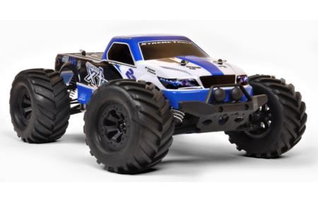 T2M Monster truck électrique brushless rc Pirate XTS 1/10 4 roues motrices