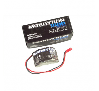 BATTERIE RX MARATHON 6V 1600 mah - TEAM ORION