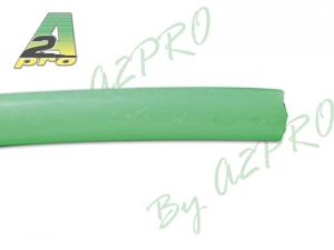 Durite en silicone vert fluo - 2x5mm A2PRO