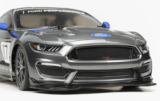 TAMIYA Ford Mustang GT4 TT02 58664 VERSION RTR