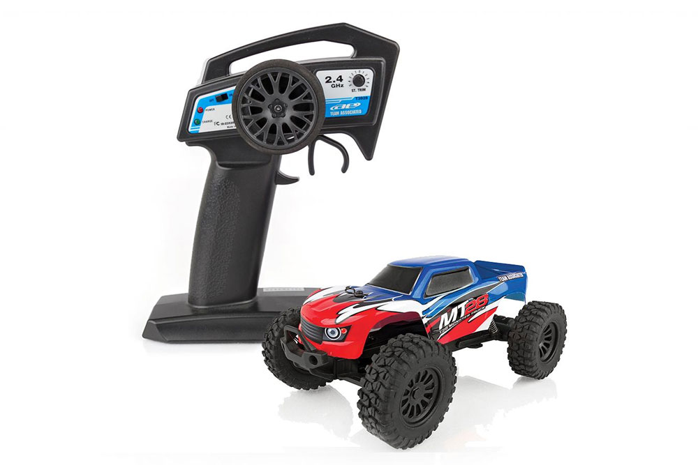 TEAM ASSOCIATED MT28 1:28 MONSTER TRUCK