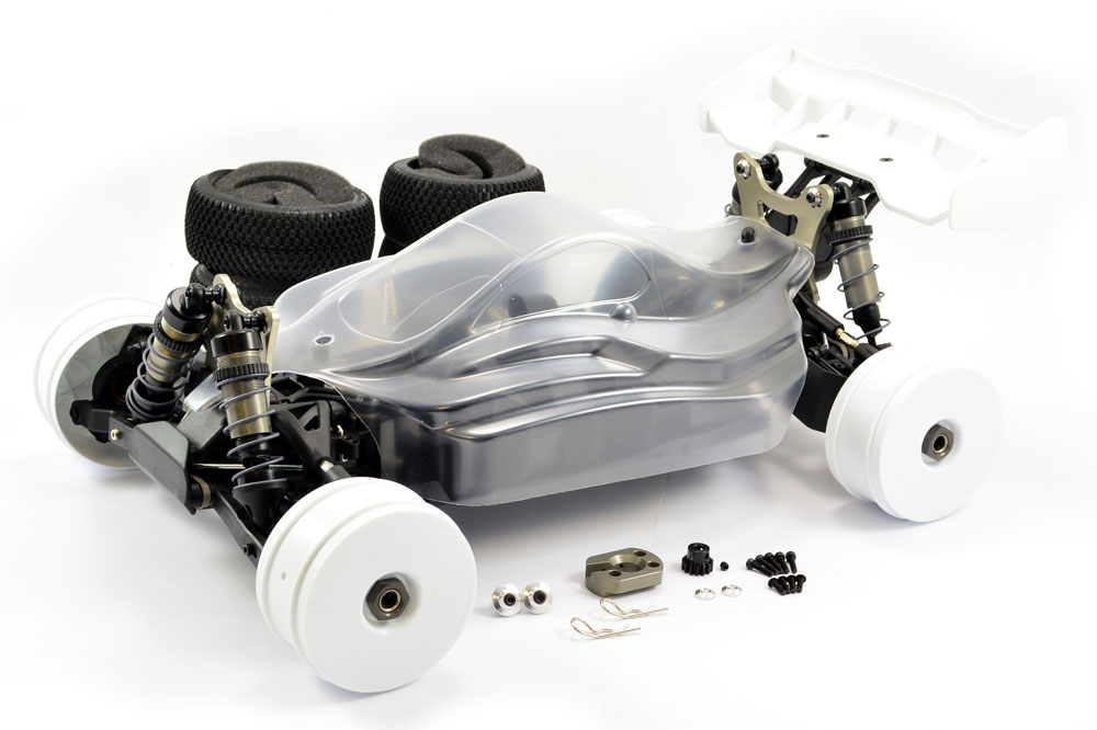 HOBAO VSE BUGGY électrique 1/8 VERSION KIT