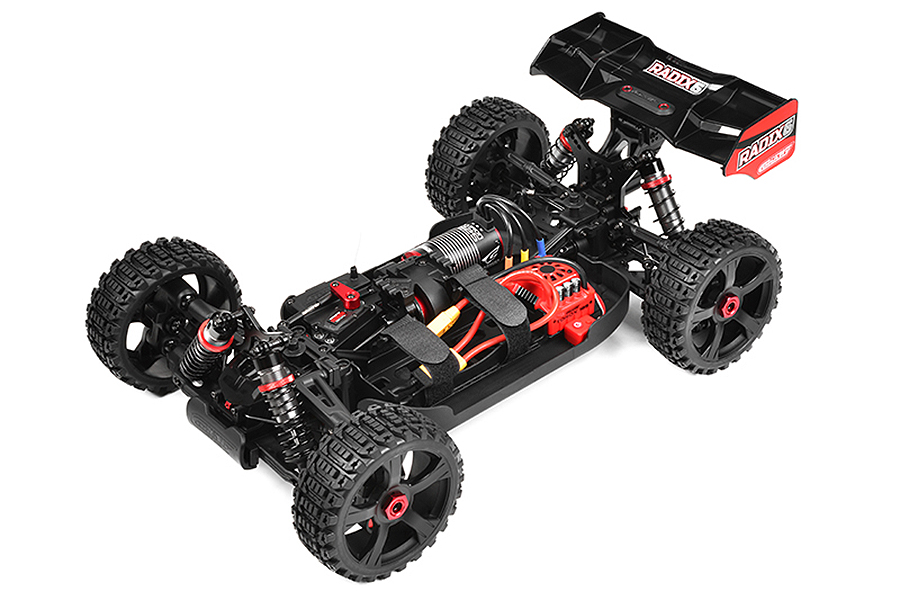 CORALLY RADIX XP 6S BUGGY 1/8 SWB BRUSHLESS RTR