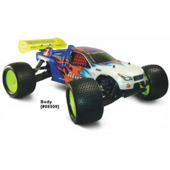 Truggy brushless rc 1/8 HSP avec 2 Lipo et chargeur RTR 80KMH/H