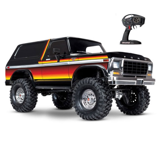 TRAXXAS TRX-4 FORD BRONCO SUNSET CRAWLER
