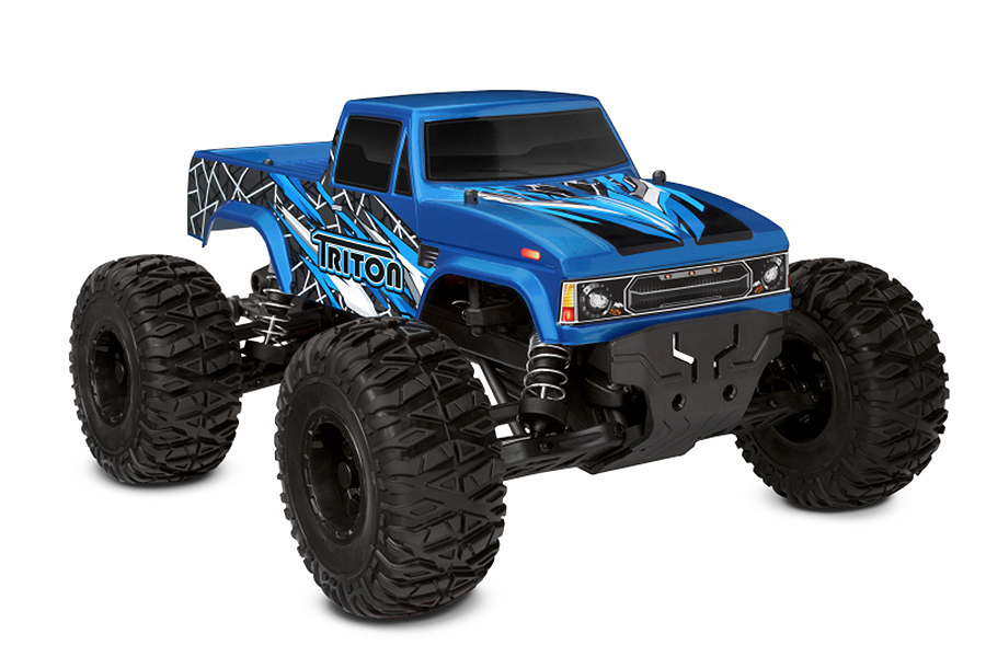 PACK CORALLY TRITON SP 2WD TRUCK 1/10 BRUSHED RTR