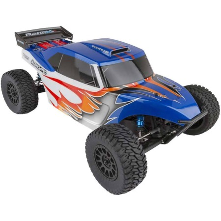 TEAM ASSOCIATED BUGGY REFLEX DB10 BRUSHLESS RTR Batterie NIMH
