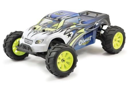 FTX COMET 1/12 BRUSHED MONSTER TRUCK 2WD RTR