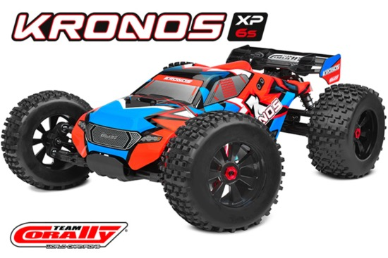 CORALLY 2021 KRONOS XP 6S MONSTER TRUCK BRUSHLESS 1/8