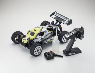 Kyosho Buggy thermique rc inferno neo 2.0 1/8 4 roues motrices