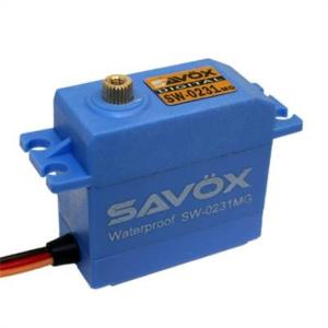 SAVOX Servo Standard Waterproof DIGITAL 6V 15kg/0.17s