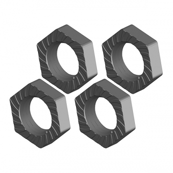 CORALLY C-00180-230 Hexagone de roue (x4)