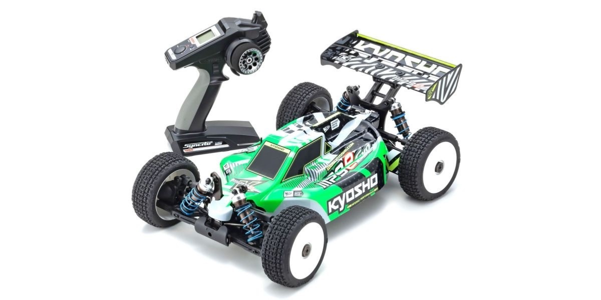 KYOSHO INFERNO MP9E EVO V2 1:8 RC BRUSHLESS