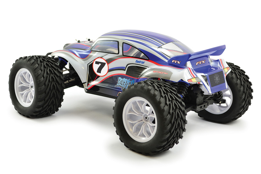 FTX BUGSTA 1/10 BRUSHED 4WD avec BATTERIE & CHARGEUR