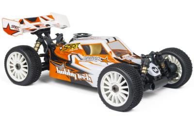 Hobbytech Buggy thermique Spirit Evo 1/8 4 roues motrices