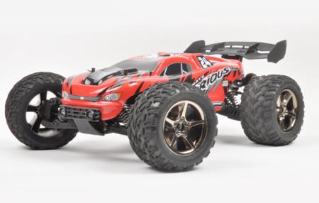 Pack T2M Truggy Pirate Furious XL Brushless