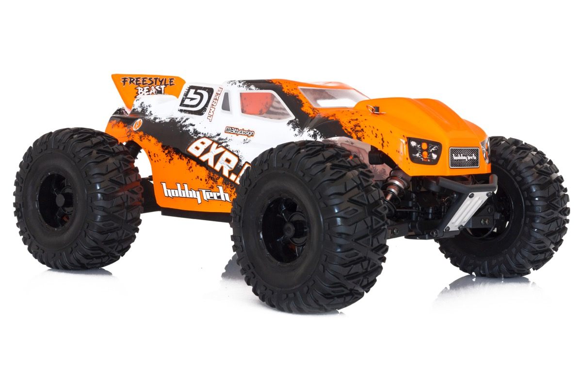 HOBBYTECH Monster truck BXR.MT brushless avec batterie et chargeur