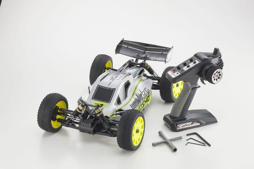 PACK Kyosho DBX VE 2.0 4WD RTR  Pack NIMH et chargeur