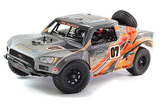 FTX TORRO 1/10 NITRO TROPHY TRUCK 4WD RTR (Orange)