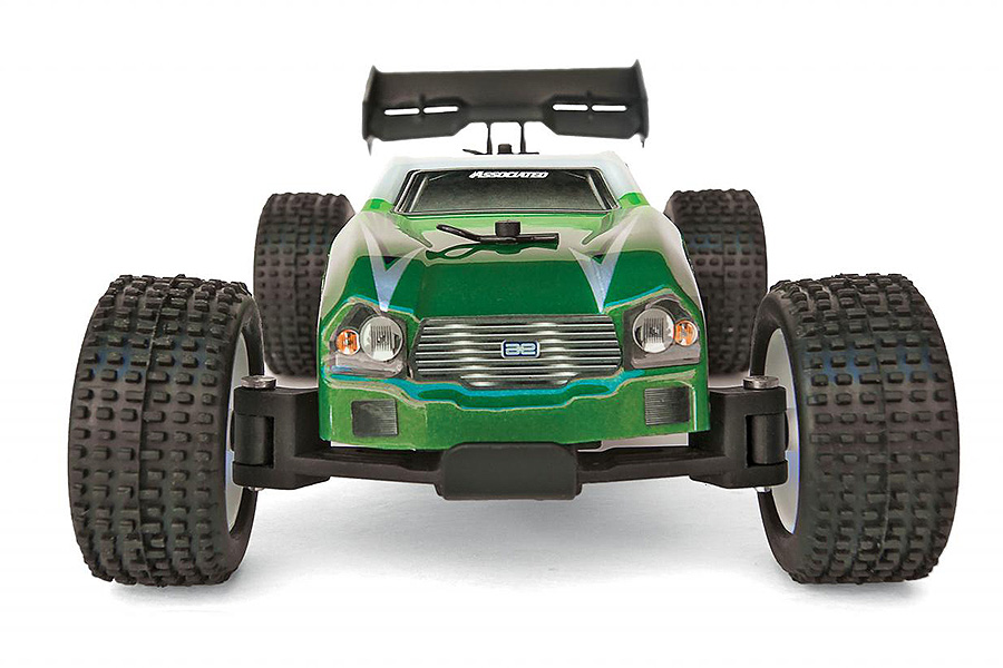 TEAM ASSOCIATED QUALIFIER SERIES TR28 1:28 TRUGGY