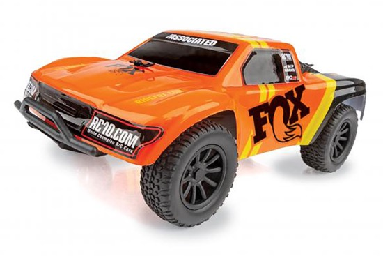 TEAM ASSOCIATED SC28 1:28 TRUCK FOX FACTORY TEAM