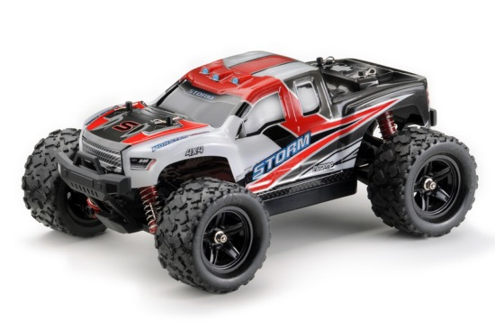ABSIMA TRUCK STORM 1/18 RTR 4WD (Rouge)